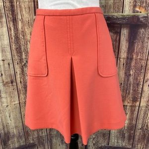 Meave A-line skirt